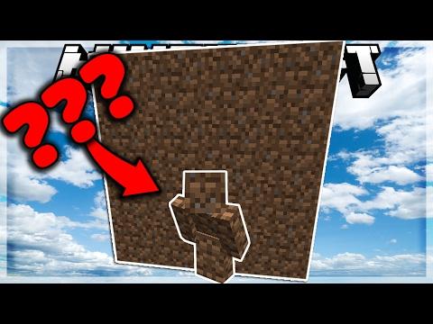 KHÔNG AI THẤY CHÚNG TA!!!   Minecraft SKYWARS TROLLING (I AM STONE CHALLENGE)