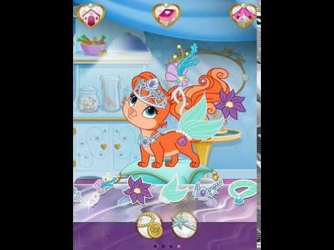 Королевские Питомцы! Серия 7! Жемчужинка выглядит волшебно! Игра для детей!