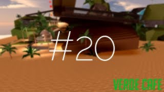 Roblox Exploiting #20 : Ruining Verde Cafe