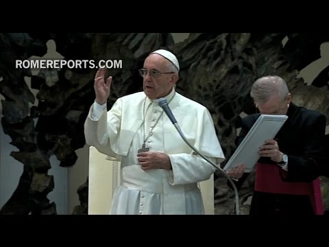 Pope speaks about the importance of counseling the doubtful at General Audience