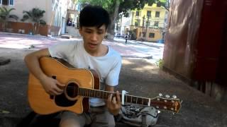 Phố thị - Guitar cover by Hoàng Dương