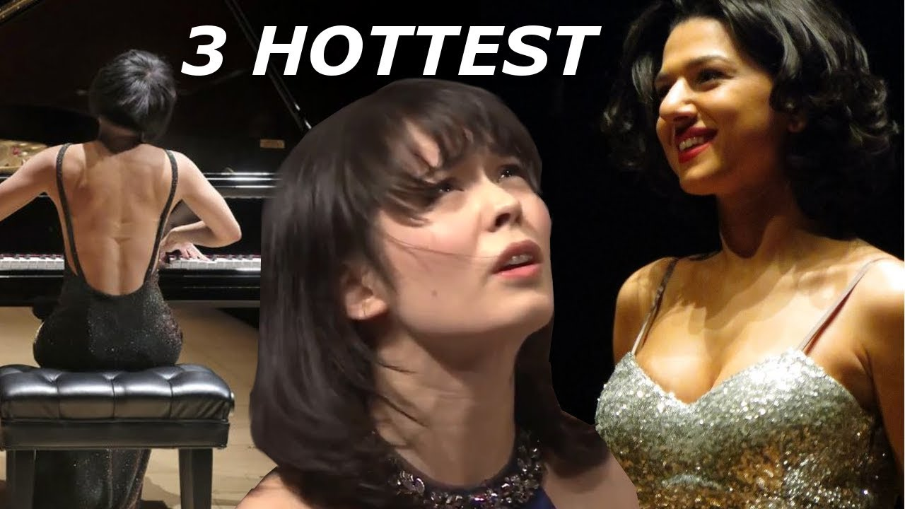 3 Hottest Pianists Of 21st Century