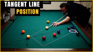 Using the Tangent Lİne to Play Position - Free Pool Lessons