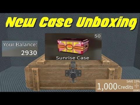 Counter Blox Sunrise Case Opening! (New Update)