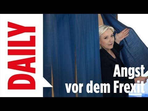 Frankreich-Wahl: Macron gegen Le Pen in Stichwahl - BILD Daily Spezial 23.04.17