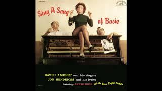 Lambert, Hendricks & Ross – Sing a Song of Basie (1958) [2001 edition]