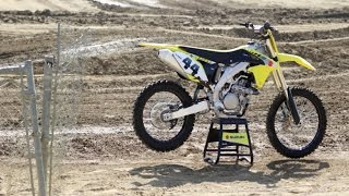 Video 2017 Suzuki RM-Z450 | First Impression | TransWorld Motocross download MP3, 3GP, MP4, WEBM, AVI, FLV Januari 2018