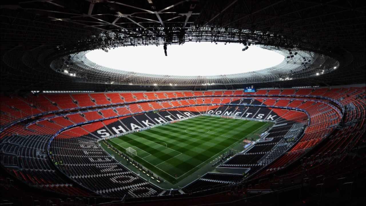 Größten Fußballstadien Der Welt