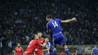 Bosna i Hercegovina - Svi golovi u kvalifikacijama za Euro 2016 (All 17 Goals)