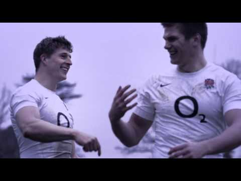 England Rugby Team - Playing for England - Lucozade Sport