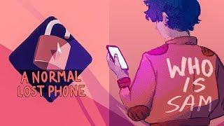 A NORMAL LOST PHONE 📱 001: Fremdes Handy? Erstmal schnüffeln!