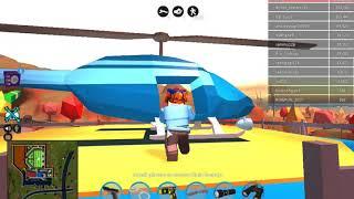 jailbreak Roblox Game/
