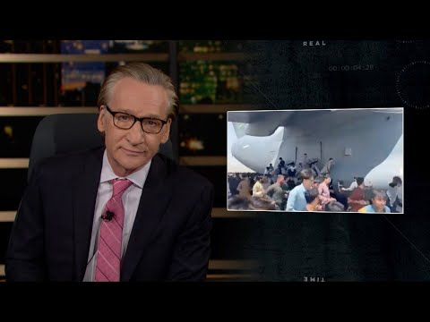 New Rule: The Lesson of Afghanistan | Real Time with Bill Maher (HBO)