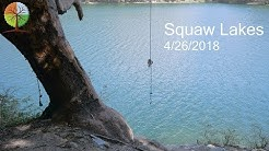 [4k] A Peaceful Walk around Squaw Lake Oregon ASMR Audio 1 Hour Virtual Hike