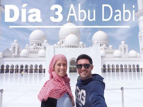 ¡NO NOS PODEMOS TOCAR! -Día 3 Abu Dabi (VIAJE DE NOVIOS) || Sofi Look