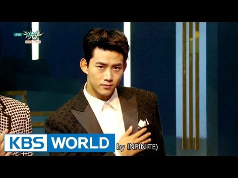 2PM - Promise (I'll be) [Music Bank COMEBACK / 2016.09.23]