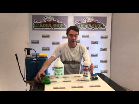 How to Mix Weed Killer