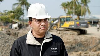 Volvo CE – The Megaproject - India