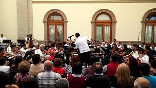 """Vals """"Alejandra"""". Orquesta típica de la Ciudad de México."""