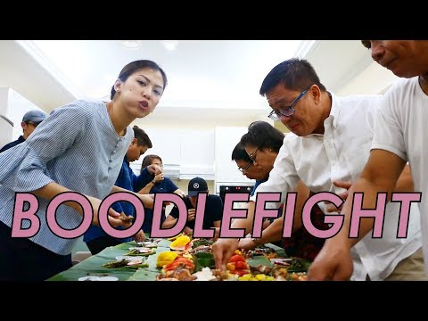 Oldies Boodlefight by Alex Gonzaga