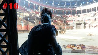 RYSE: Son of Rome Walkthrough Part 16 - The Colosseum (Xbox One: 1080P) **NO COMMENTARY**