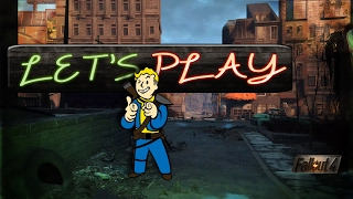 Fallout 4: Trinity Tower-Saving Rex and Strong-Modded-