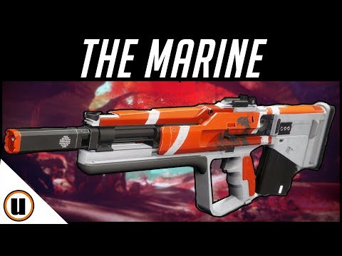 The Valor Pulse   The Marine   PVP Gameplay Review   Destiny 2 Warmind
