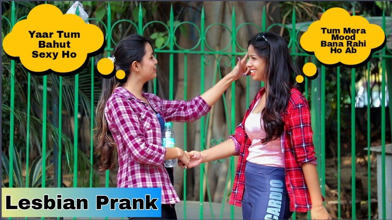 Kapri styles lesbian scene