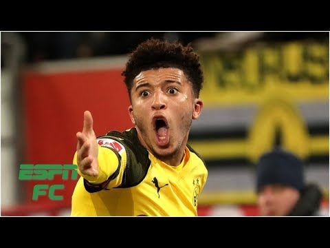 Borussia Dortmund is dominating, and an English player is a big reason why | Bundesliga
