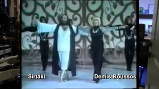Sirtaki - Zorba the Greek - (Trio Hellenique-Demis Roussos-F&F)