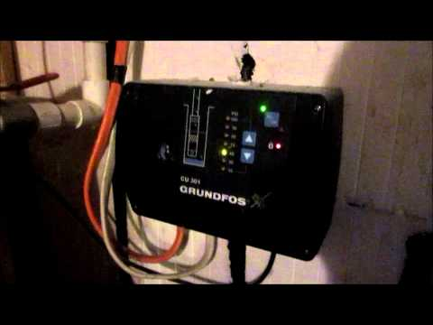 Water Utility Solutions-Constant Water Pressure