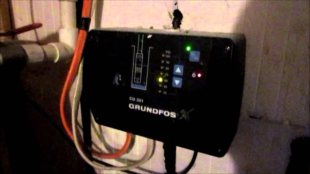 maxresdefault water utility solutions constant water pressure youtube grundfos cu301 wiring diagram at sewacar.co
