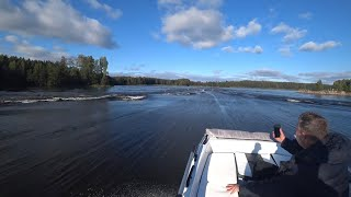 Рыбалка на реке Вуоксе в Барышево 2021 год