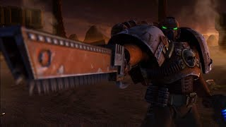 WARHAMMER 40K Dark Crusade - Space Marines film complet HD