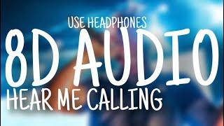 Juice WRLD - Hear Me Calling (8D AUDIO)