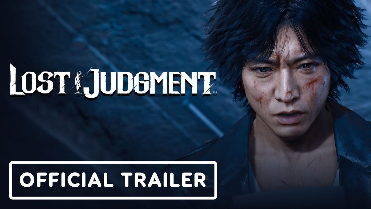 Lost Judgment - Official Launch Trailer - IGN
