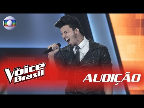 Rafah canta 'In The End' na Audição - 'The Voice Brasil' | 5ª Temporada