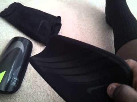 Review On Nike Mercurial LightSpeed Shin Guards - Duration: 4:21.  NIKEFOOTBALLER6 1,344 views