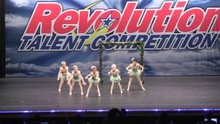 "KPAC Dance Team Mini Team Jazz ""Fireflies"""