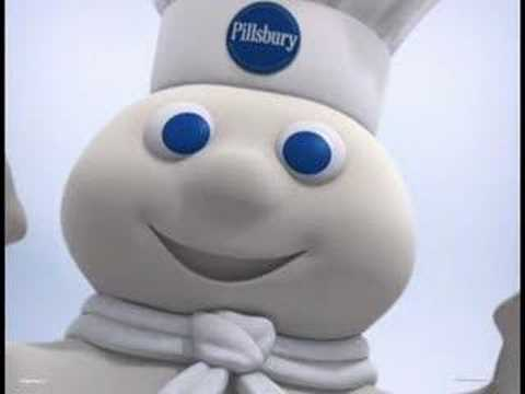 Pillsbury Doe Boy Fresh