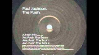 Paul Jackson - The Push (Main Mix)