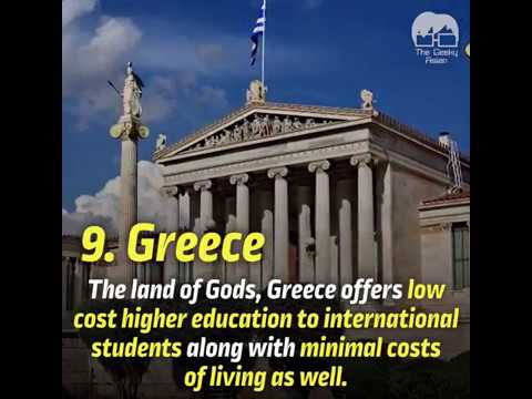 Top 10 Countries That Offer Free Education