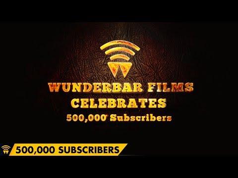Wunderbar Celebrates 500,000 Subscribers | Wunderbar Films