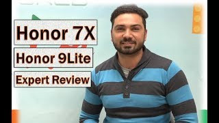 Honor 7X and Honor 9 Lite Expert Review | Market Insight