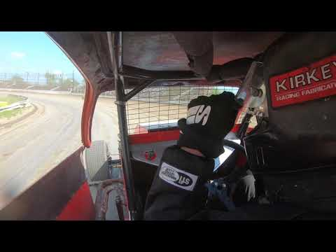 Dominique Deglas On-Board at Grandview Speedway May 19, 2019