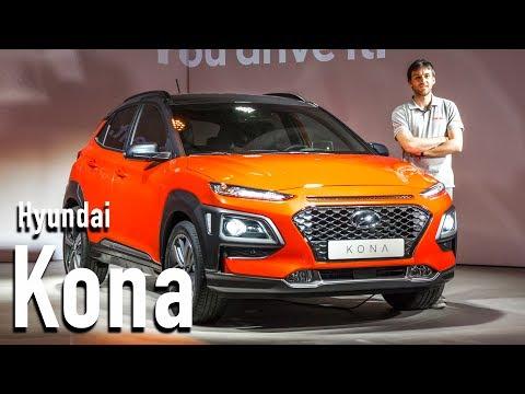 Hyundai Kona nos impressions sur le petit SUV Hyundai