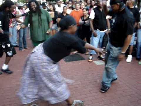 NJ Style House Music Dancers in Newark