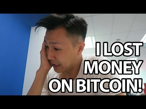 I LOST MONEY ON BITCOIN | VLOG 017
