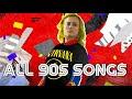 "Captain Marvel 2019 Soundtrack - ""all 90s  - Megamix"""