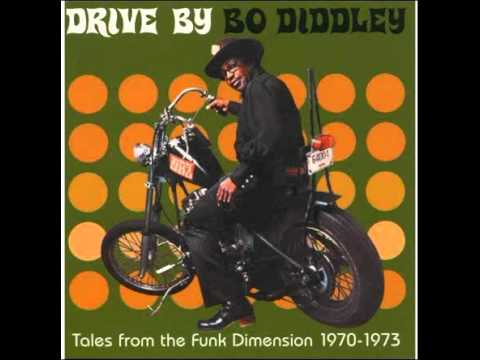 Bo Diddley Aztec Not Guilty